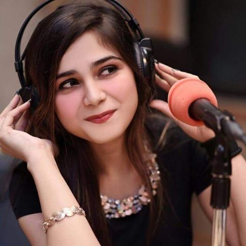 Aima Baig Smile Pictures