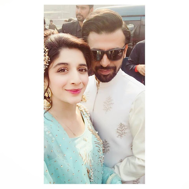 urwa hocane & farhan saeed nikkah photos