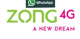 Zong Together With Whatsapp Launches A Special Data Bundle For Its Customers