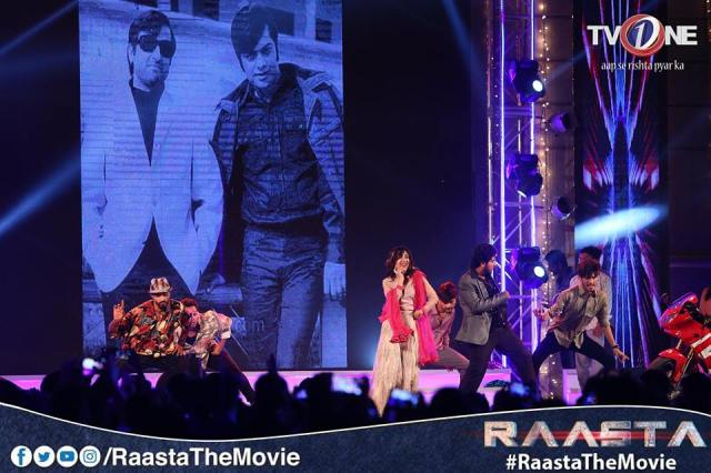 Aleena and Ramis Pay Tribute to Waheed Murad at Raasta Music Launch