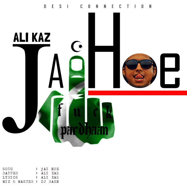Ali Kaz Coming Up With 'Jay Hoe', Another Pardhan Diss Track