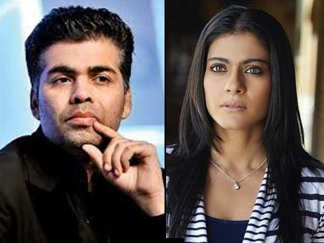 Kajol & Karan Johar's Friendship Reached to an End