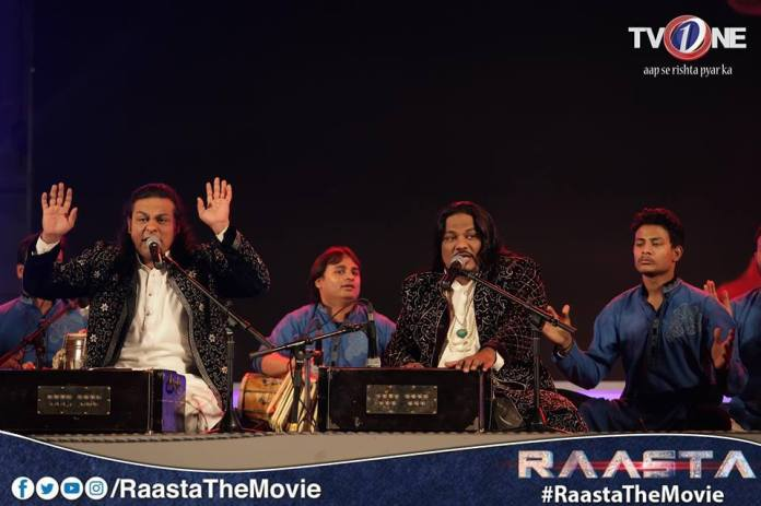 Raasta New Pakistai Movies Music Launch Event