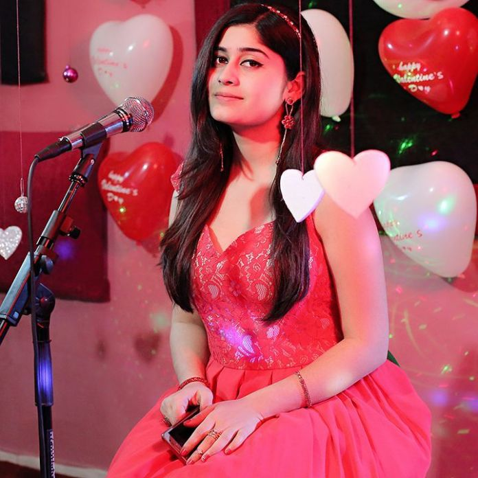 Valentine's Day Medley by Sofia Kaif (Music Video)