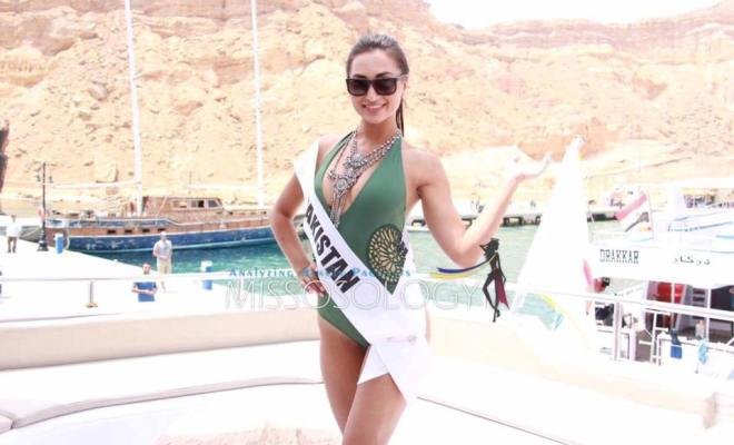 Anzhelika Tahir to Crowned For Miss Eco First Runner Up 2017