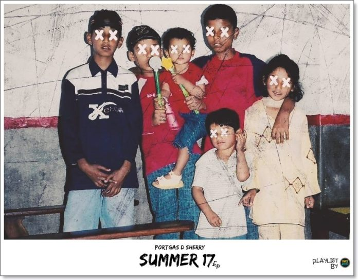 Summer 17 EP by Young Sherry Has Arrived