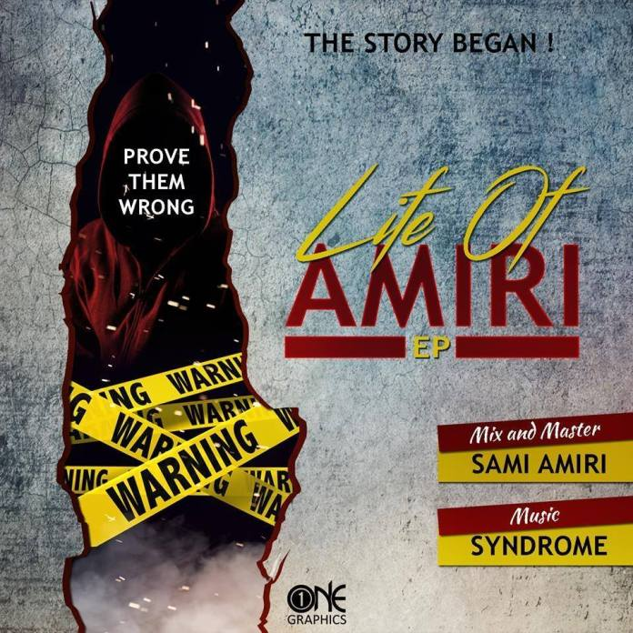 Sami Amiri is All Set To Drop His Debut Album 'Life of Amiri'