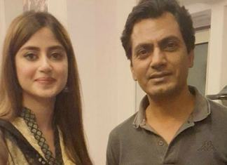 """I was star struck when I met Nawazuddin Sidddiqui"" Sajal Aly Mentioned on Working With Him"