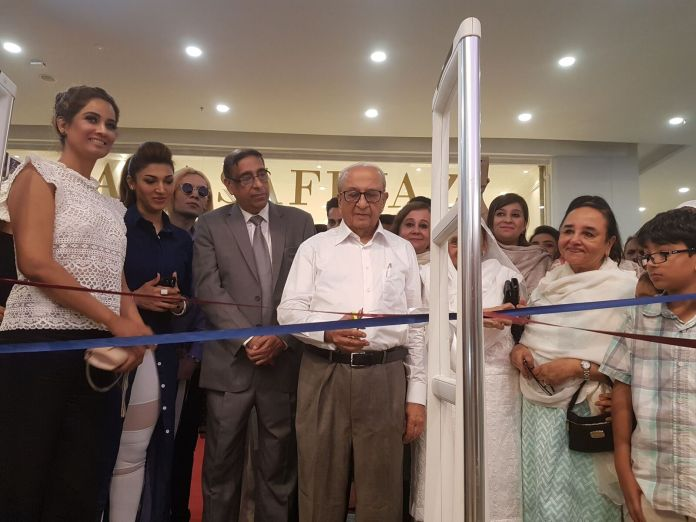 The flagship store of DEFINE opened today at LuckyOne Mall