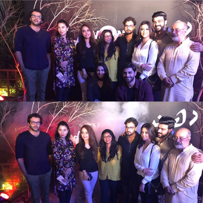 "TvOne launched teaser, OST  of ""Dhund"" a mystery series in bloggers meet-up"