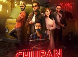 Chupan Chupai Poster