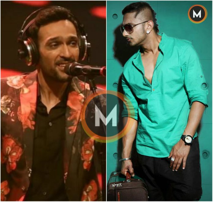 Yo Yo Honey Singh Praised Ali Sethi for Tinak Dhin