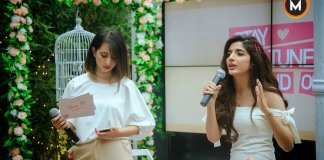Mawra Hocane Unveils Her BB Cream Secrets in Bloggers Meetup