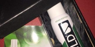 Bold Launches Limited Azaadi Edition Deodrant for Independence
