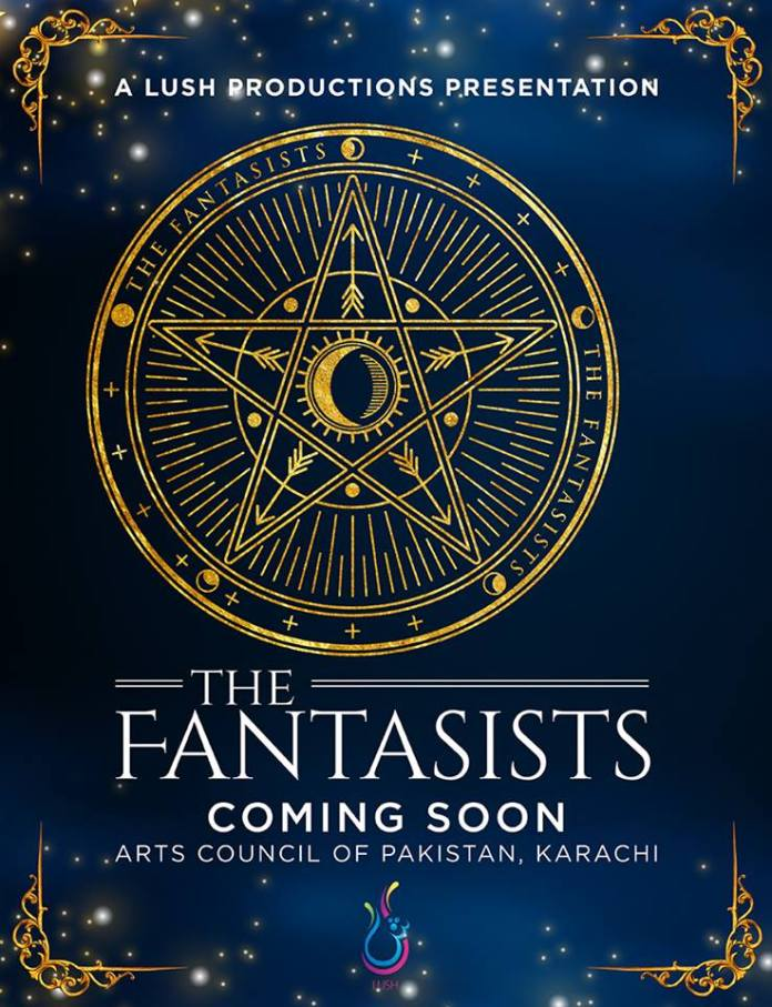 The Fantasists Teaser Poster