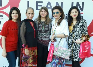 Sonia, Anadil, Tara Uzra, Nazneen Tariq, Noor