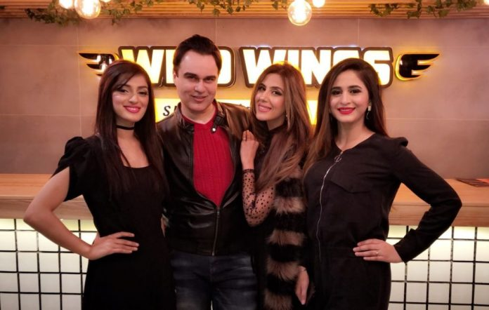 Wild Wings Launch in Islamabad