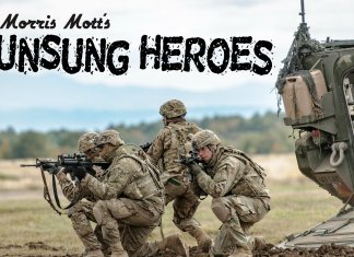 Unsung Heroes by Morris Mott (Audio Released)