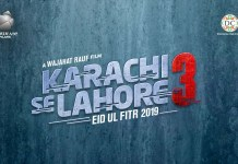 Showcase Films and IMGC teams up once again after the success of their Box office hit 'Karachi se Lahore'