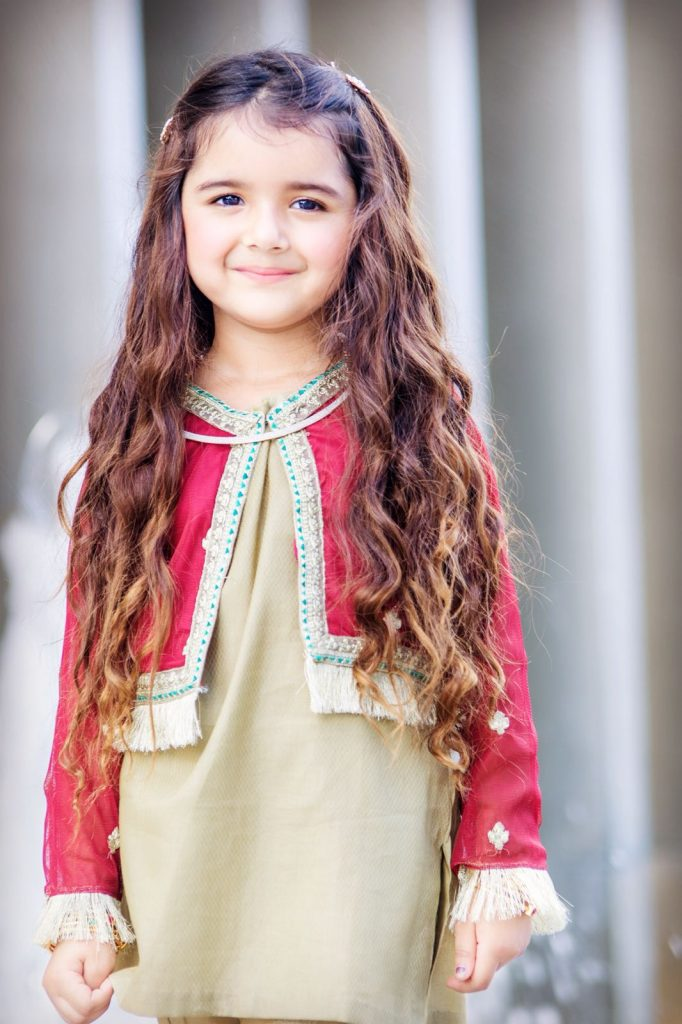 Miah Dhanani is Mini Hania Amir?