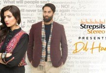 Ali Noor penned down Dil Haara for his Wife