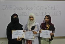 CARE Foundation Hosts its Annual Qarz-e-Hasna Award Ceremony this Month!