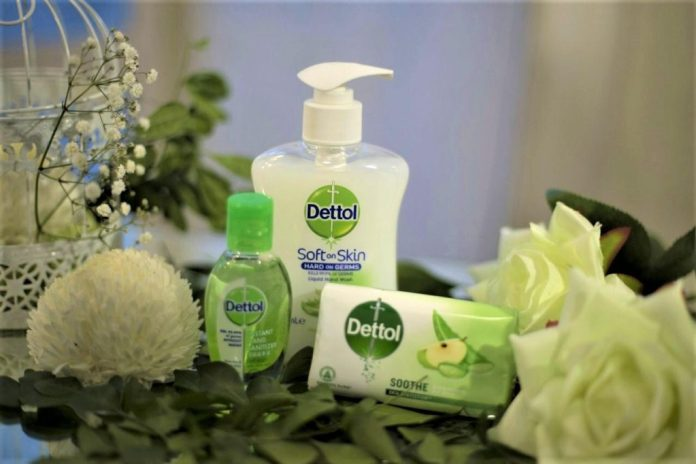 Dettol hydrates this Winter with the Launch of the new 'Soothe' range