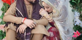 Sanam Chaudhry Husband