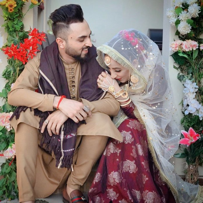 Sanam Chaudhry ties the knot with singer Somee Chauhan