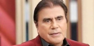 Well known TV anchor and compere Tariq Aziz was laid to rest
