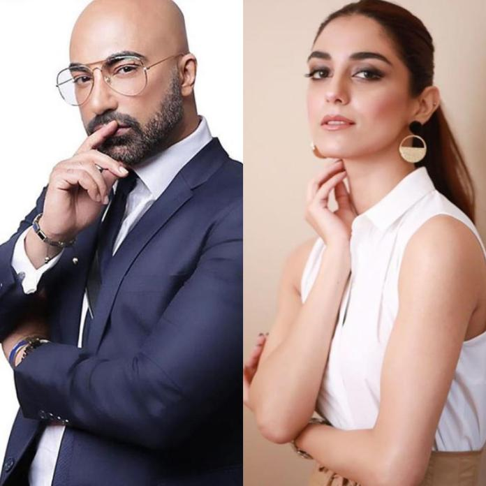 Renowned Pakistani designer HSY Announces his Acting Debut with Drama Serial 'Pehli See Muhabbat'