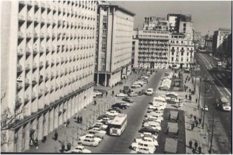 Blocurile ONT si Eva in anii '70