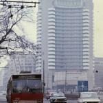 Piața Universității și Hotelul Intercontinental