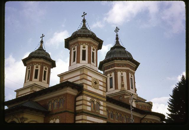 Mănăstirea Sinaia, 1971