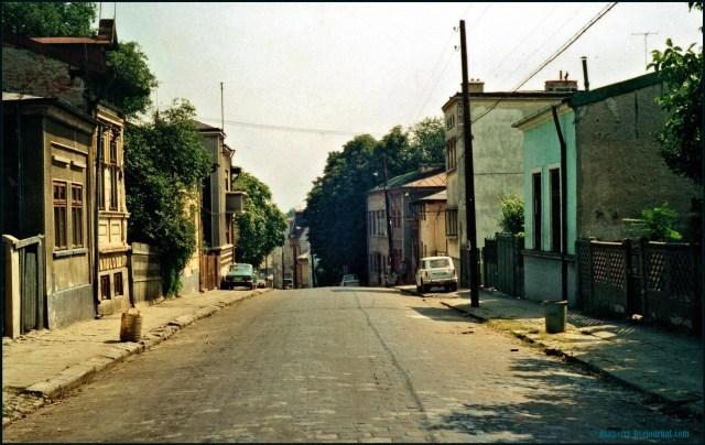 Strada Arionoaiei, București, 1980