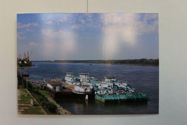 Dunărea, Perla orașelor Giurgiu și Ruse