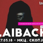 """Таксират20"" ги носи Laibach во Скопје (Видео)"