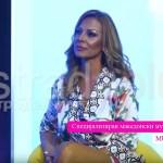 Елена Велевска: Завршува еден лош период во животот, време е за убави моменти (Видео)