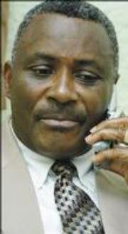 Commissioner of Police Lucius Thomas