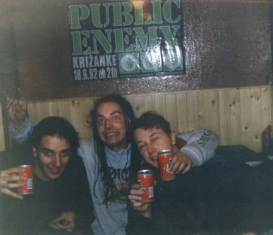 No Limits 1995 (foto: arhiv skupine)