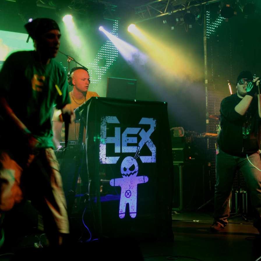 Hex-7