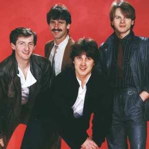 Platana 1985 (foto: arhiv skupine)