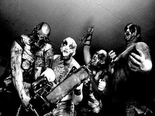 Bleeding Fist, 2009 (foto: arhiv skupine)
