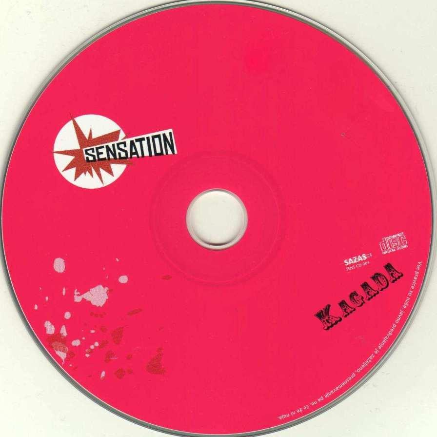 Sensation-kagada-CD