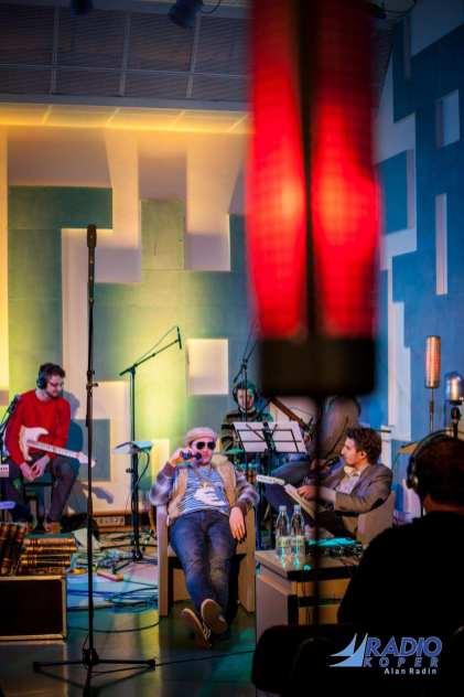Small Tokk@radio live 5.3.2014 (foto: alan radin)