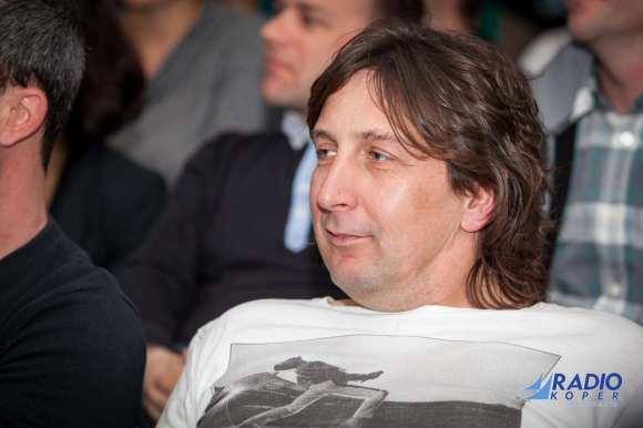 Rudi Bučar @ Radio Live (foto: Alan Radin)