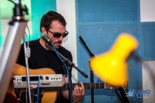 Lea Sirk @ Radio Live (foto: Alan Radin)
