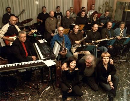 Robert Vatovec Big Band (foto: Jernej Filipčič)