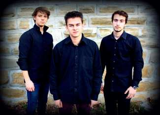 Luka Zavišič trio 2014 (foto: arhiv skupine)