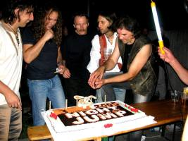 Night Jump 2005 (foto: arhiv skupine)